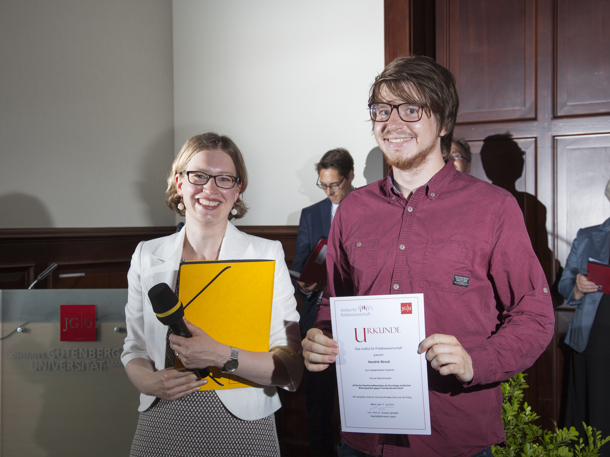 Abschlussfeier Politikwissenschaften (35)