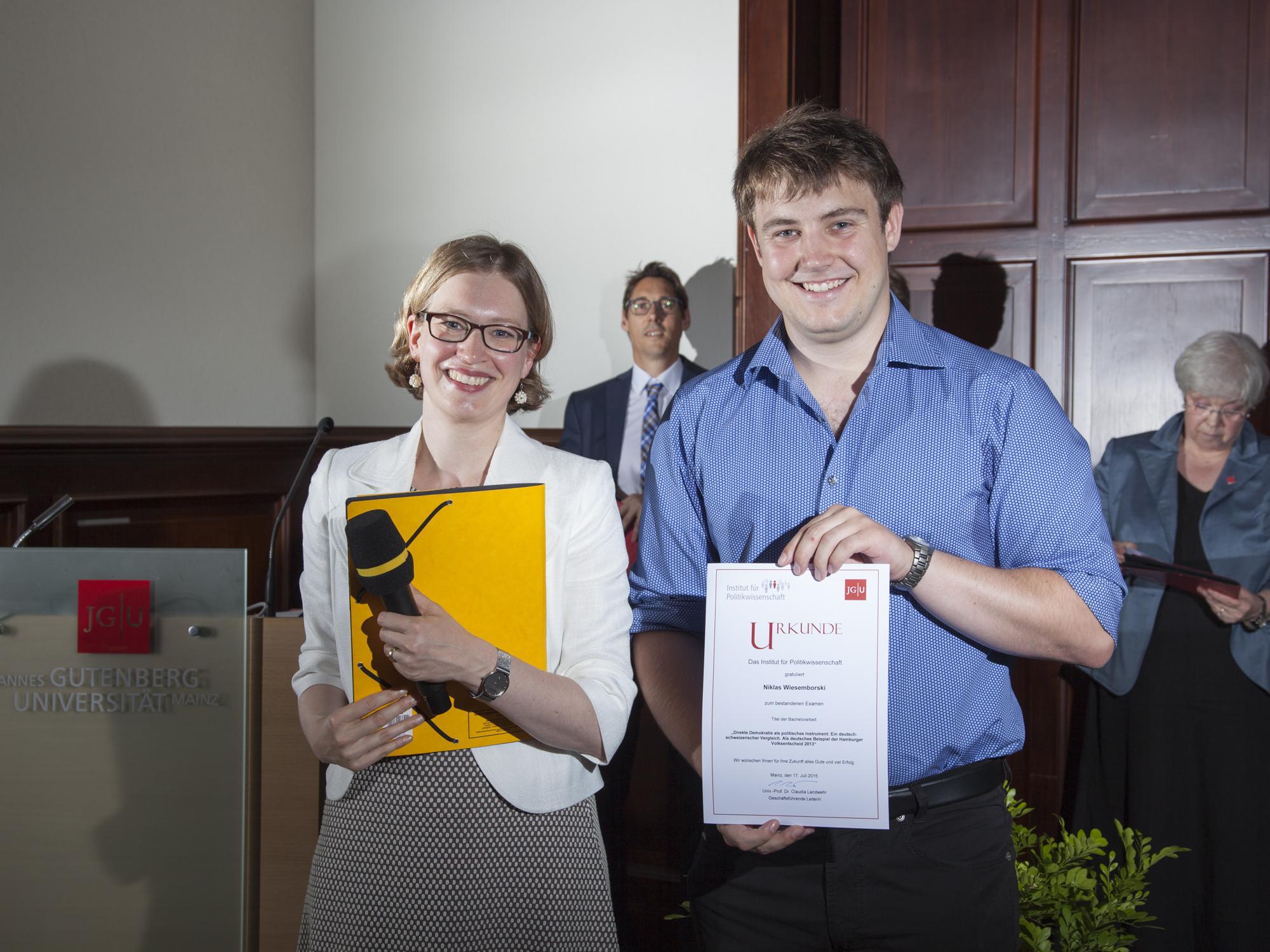 Abschlussfeier Politikwissenschaften (36)