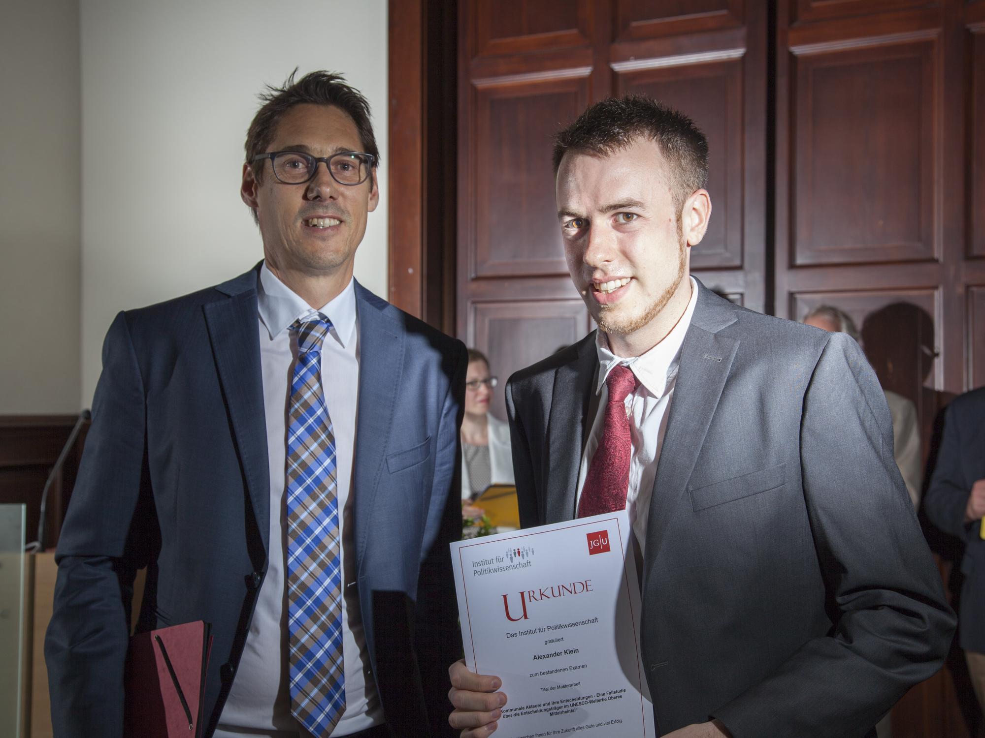 Abschlussfeier Politikwissenschaften (40)