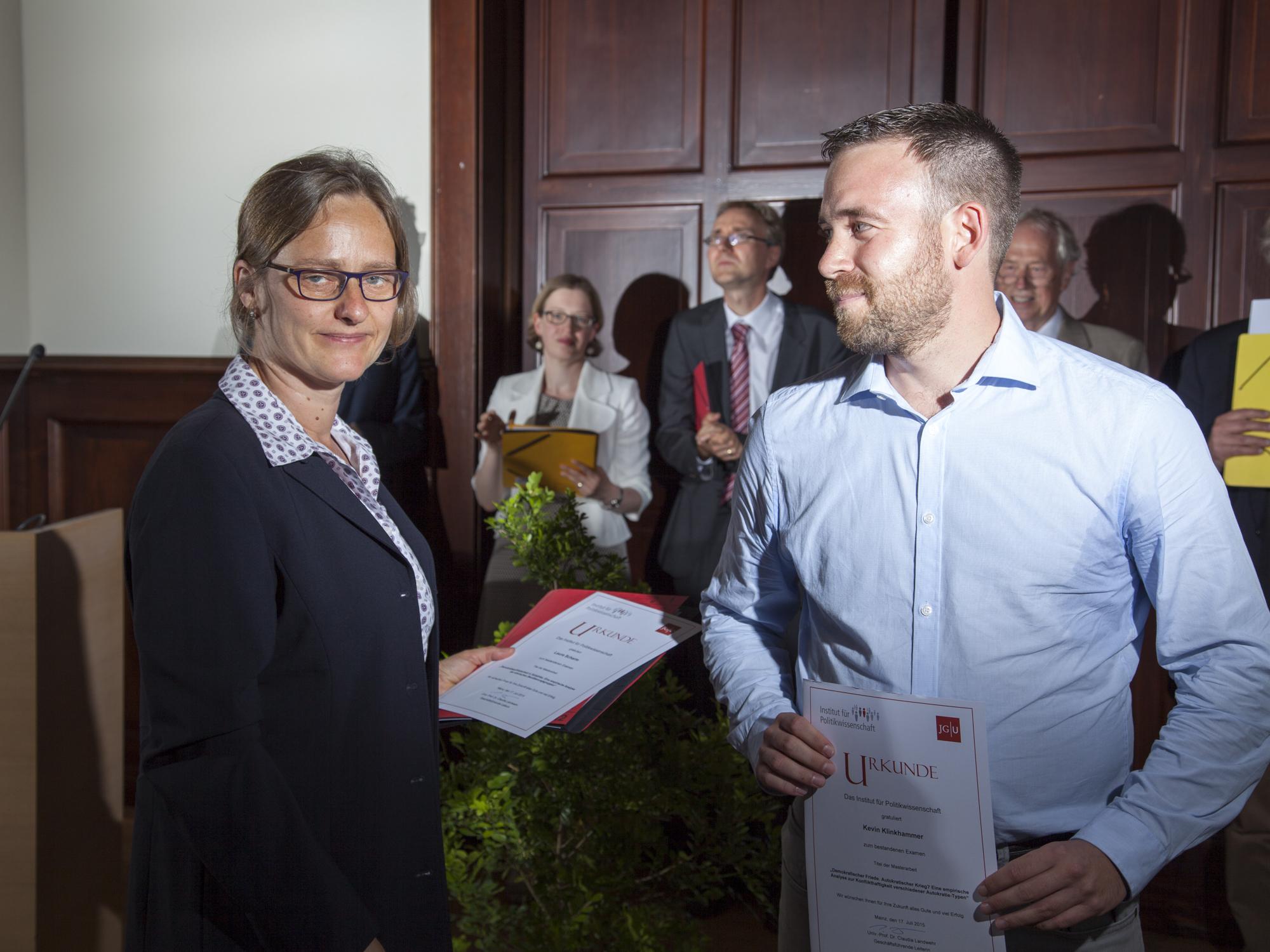 Abschlussfeier Politikwissenschaften (41)