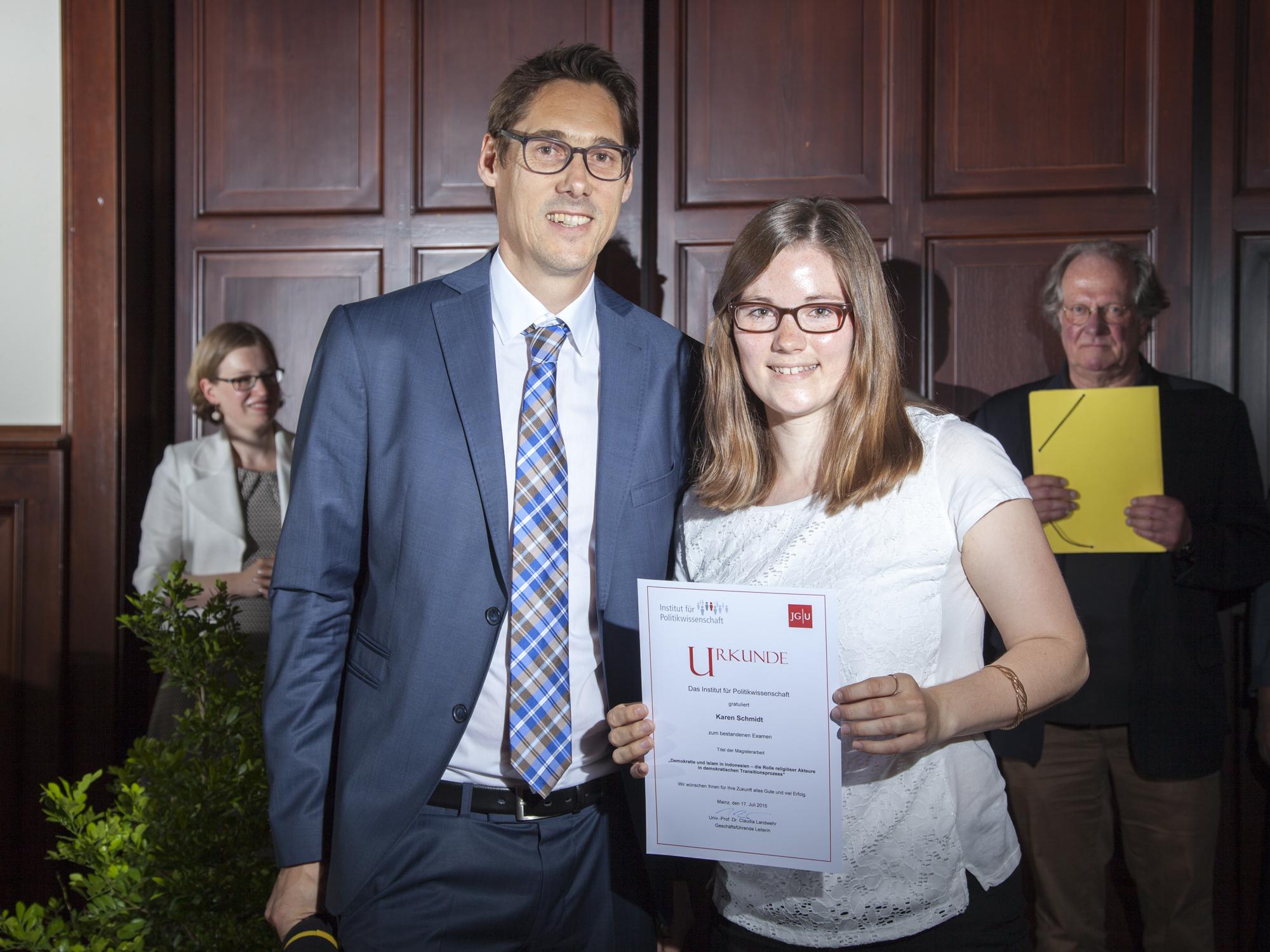 Abschlussfeier Politikwissenschaften (55)