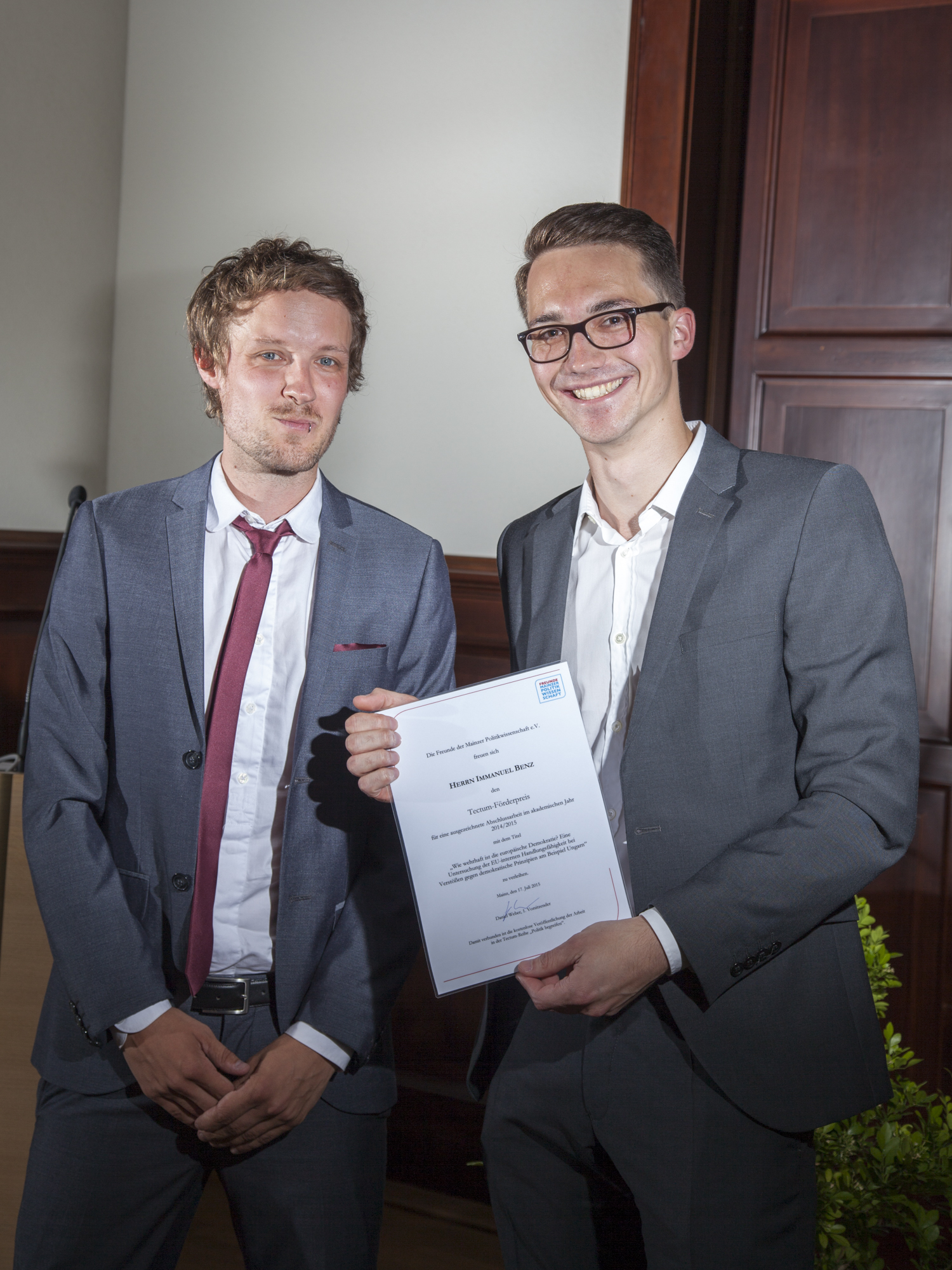 Abschlussfeier Politikwissenschaften (72)